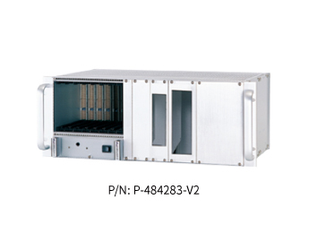 4U cPCI/VPX/PXI/ IoT/ LTE Chassis,Type 2
